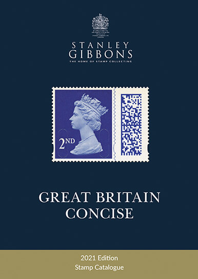 SG Concise Stamp Catalogue
