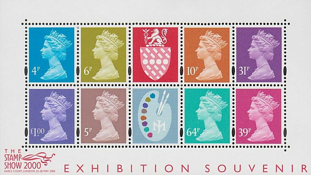 Stamp show