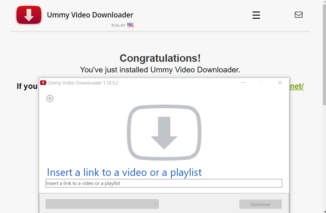 How to download and install Ummy