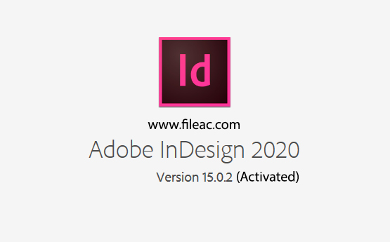 Adobe Indesign (Activated)