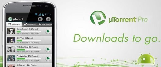 uTorrent Pro for Mobile
