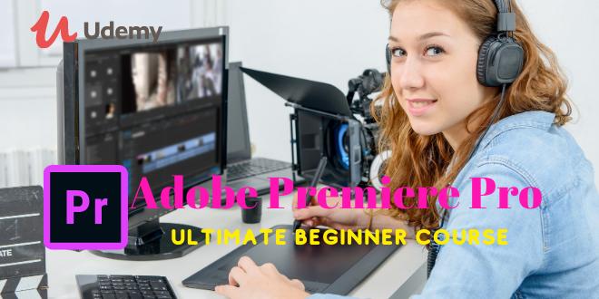 Udemy Adobe Premiere Pro