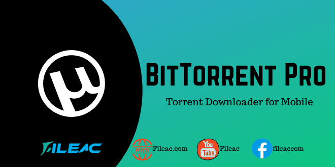 BitTorrent Pro for Mobile