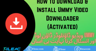 How to download and install Ummy Video Downloader