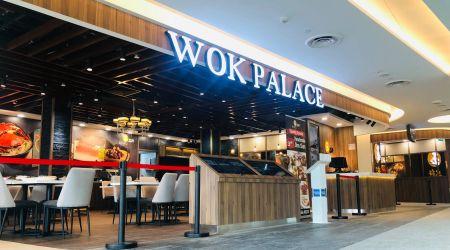 Wok Palace at Fusionopolis