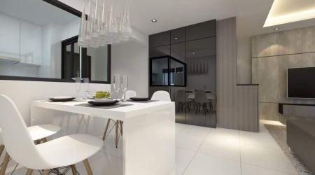 Luxury Modern HDB in Woodlands