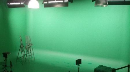 Green Screen Film Studio @ Kallang