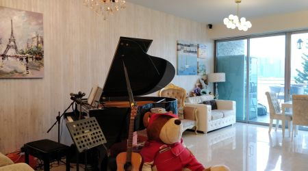 Cozy Seaview Apartment @ Sentosa