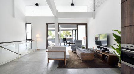 Designer's 100sqm Studio Apartment.