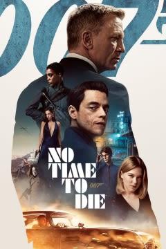 Filmposter van de film No Time to Die (2021)