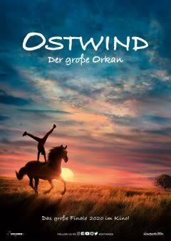 Filmposter van de film Ostwind 5 - Der große Orkan (2021)