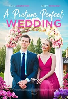 Filmposter van de film A Picture Perfect Wedding (2021)