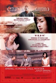 Filmposter van de film Spring, Summer, Fall, Winter and Spring (2003)