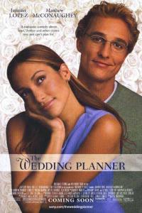 Filmposter van de film The Wedding Planner