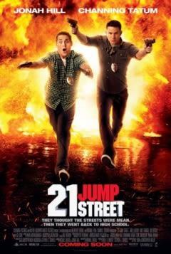 Filmposter van de film 21 Jump Street