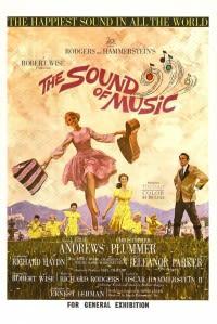 Filmposter van de film The Sound of Music