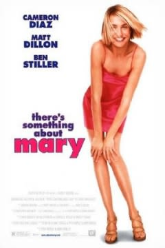 Filmposter van de film There's Something About Mary (1998)