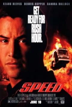 Filmposter van de film Speed