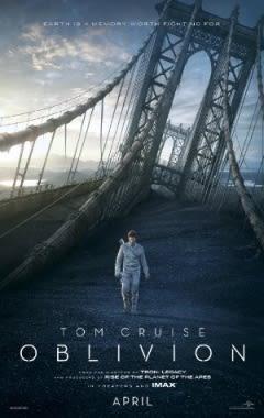 Filmposter van de film Oblivion (2013)