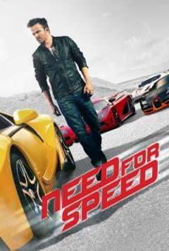 Filmposter van de film Need for Speed (2014)