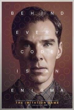 Filmposter van de film The Imitation Game (2014)