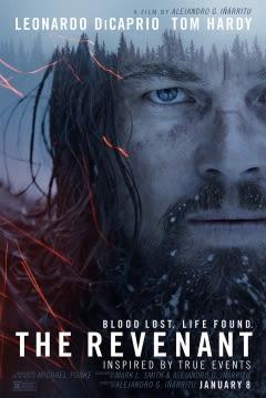 Filmposter van de film The Revenant (2015)