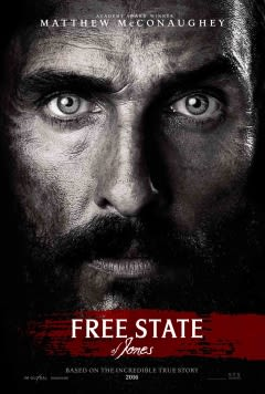 Filmposter van de film Free State of Jones
