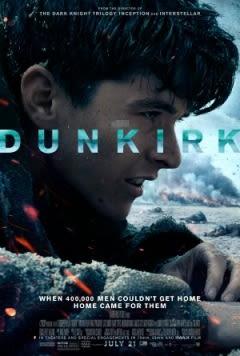 Filmposter van de film Dunkirk (2017)