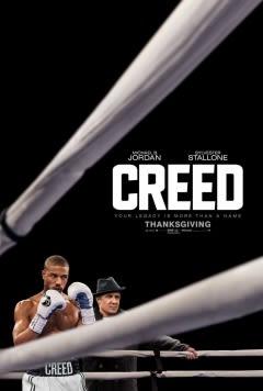Filmposter van de film Creed