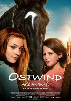 Filmposter van de film Ostwind: Aris Ankunft (2019)