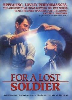 Filmposter van de film Voor een verloren soldaat (1992)