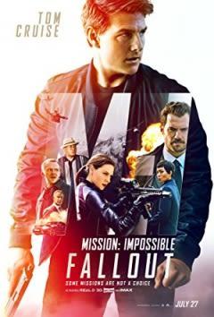 Filmposter van de film Mission: Impossible - Fallout