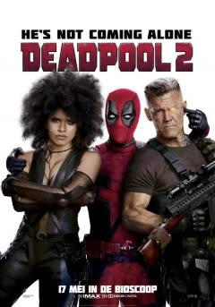 Filmposter van de film Deadpool 2 (2018)