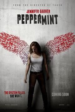 Filmposter van de film Peppermint (2018)