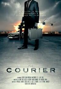 Filmposter van de film The Courier