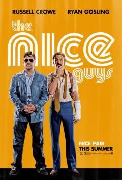 Filmposter van de film The Nice Guys (2016)