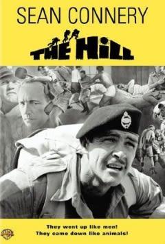 Filmposter van de film The Hill (1965)