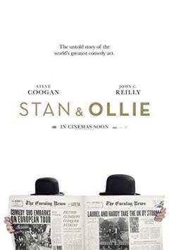 Filmposter van de film Stan & Ollie (2018)