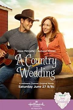 Filmposter van de film A Country Wedding (2015)