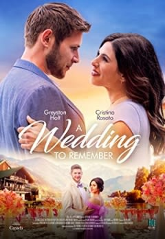 Filmposter van de film A Wedding to Remember (2021)