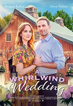 Filmposter van de film A Whirlwind Wedding (2021)