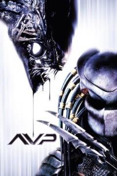Filmposter van de film AVP: Alien vs. Predator (2004)