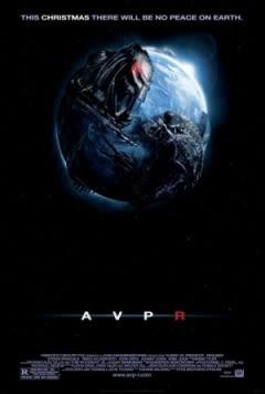 Filmposter van de film AVPR: Aliens vs Predator - Requiem (2007)