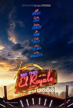 Filmposter van de film Bad Times at the El Royale (2018)