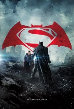 Filmposter van de film Batman v Superman: Dawn of Justice (2016)