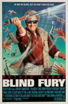 Filmposter van de film Blind Fury (1989)