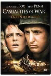 Filmposter van de film Casualties of War (1989)