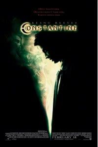 Filmposter van de film Constantine (2005)