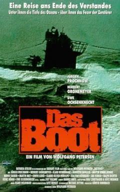 Filmposter van de film Das Boot (1981)