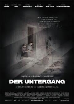 Filmposter van de film Der Untergang (2004)